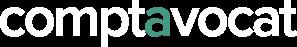 comptavocat logo Blanc